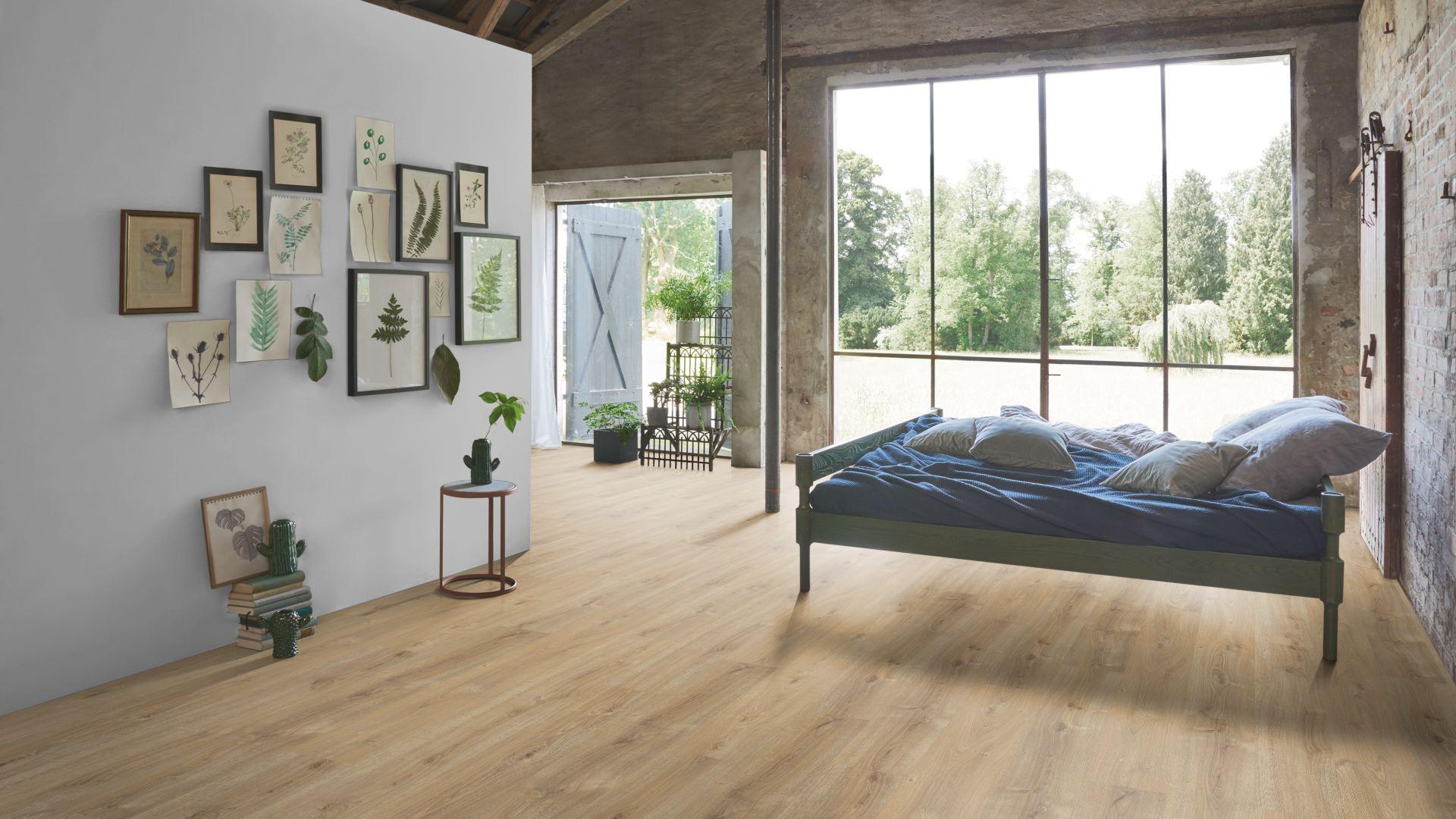Parador Eco Balance PUR Designboden Eiche Nova gekälkt