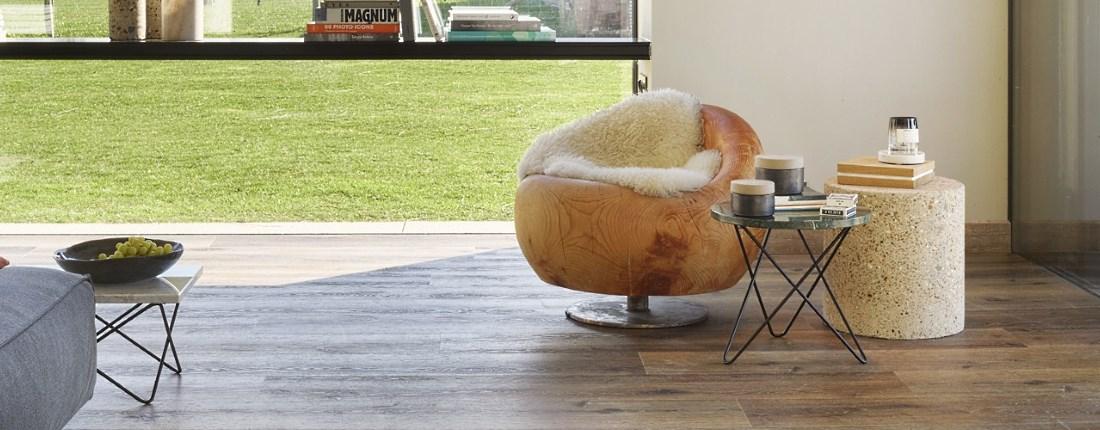 BerryAlloc Spirit Home Click Comfort 40 Rigid-Core palmer natural Klick-Designboden inkl. Trittschalldämmung